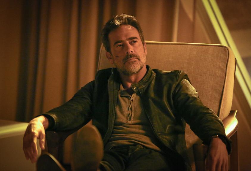 Jeffrey Dean Morgan as JD Richter.