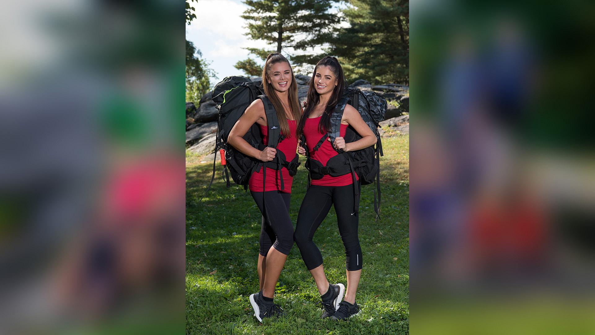 Dessie Mitcheson and Kayla Fitzgerald (#TheRingGirls)