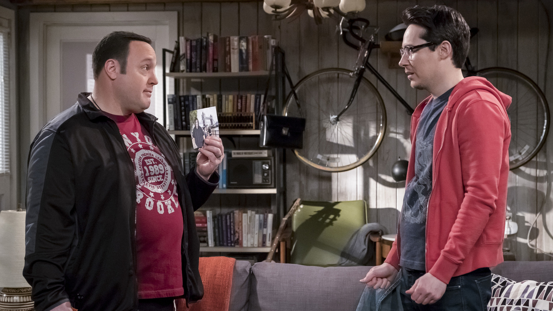 Kevin and Chale's ever-evolving relationship on Kevin Can Wait is one to watch.