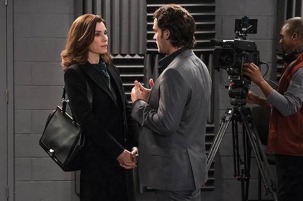 Alicia and Jonathan (The Good Wife)