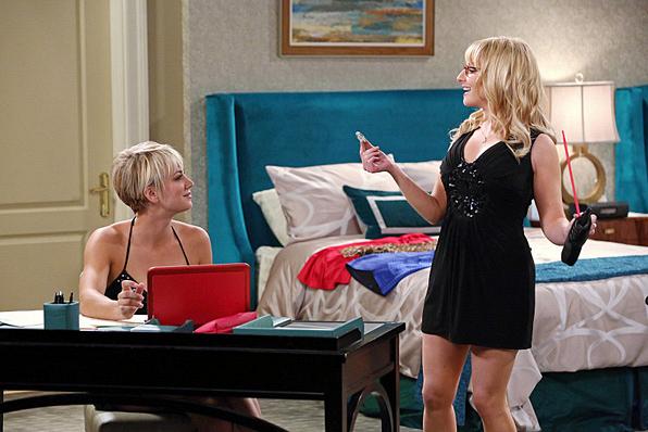6. Bernadette (<i>The Big Bang Theory</i>)