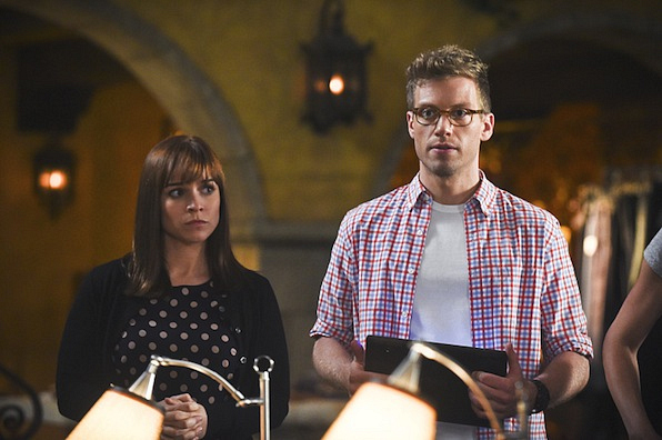 Eric and Nell (NCIS: Los Angeles)