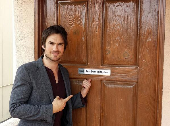 37. Ian Somerhalder - Actor & Model