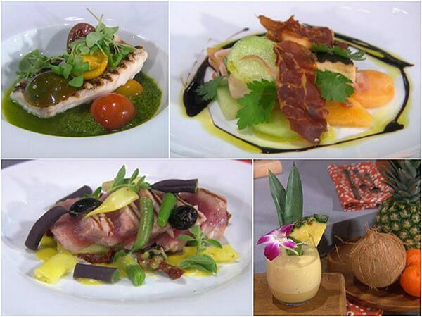 19. Fish, Salads and Mai Tais - Chef David Walzog