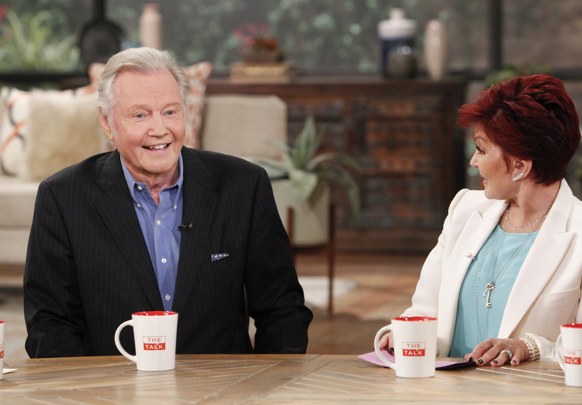 Jon Voight Dishes on 'Ray Donovan'