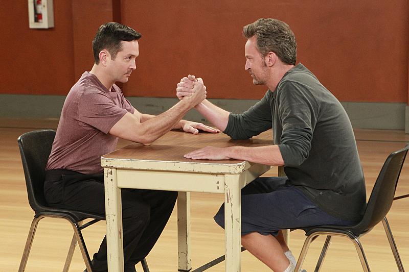 6. Arm wrestling