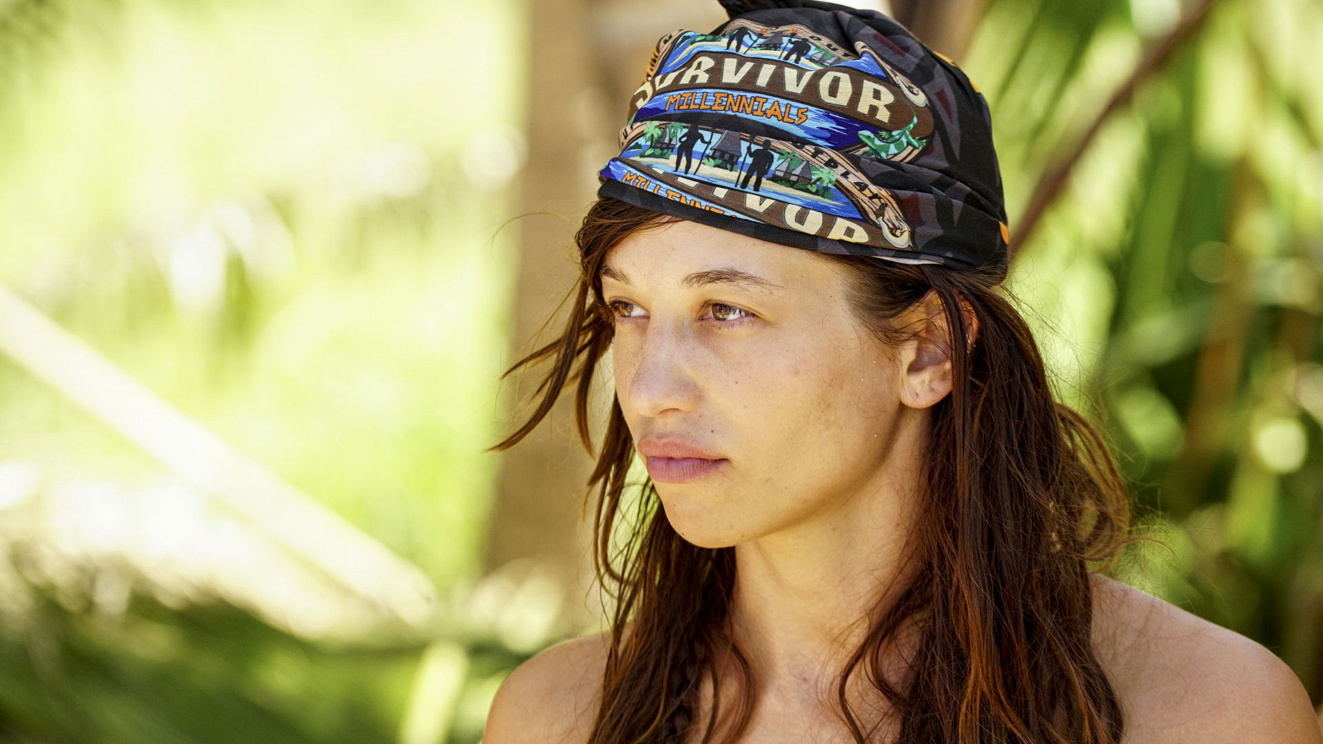 Michelle revels in her Survivor experience.