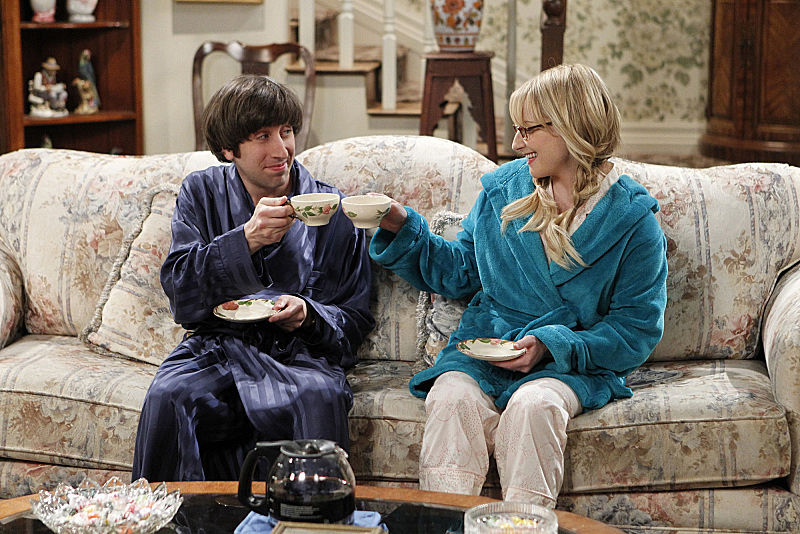 9. Bernadette Rostenkowski-Wolowitz (<i>The Big Bang Theory</i>)