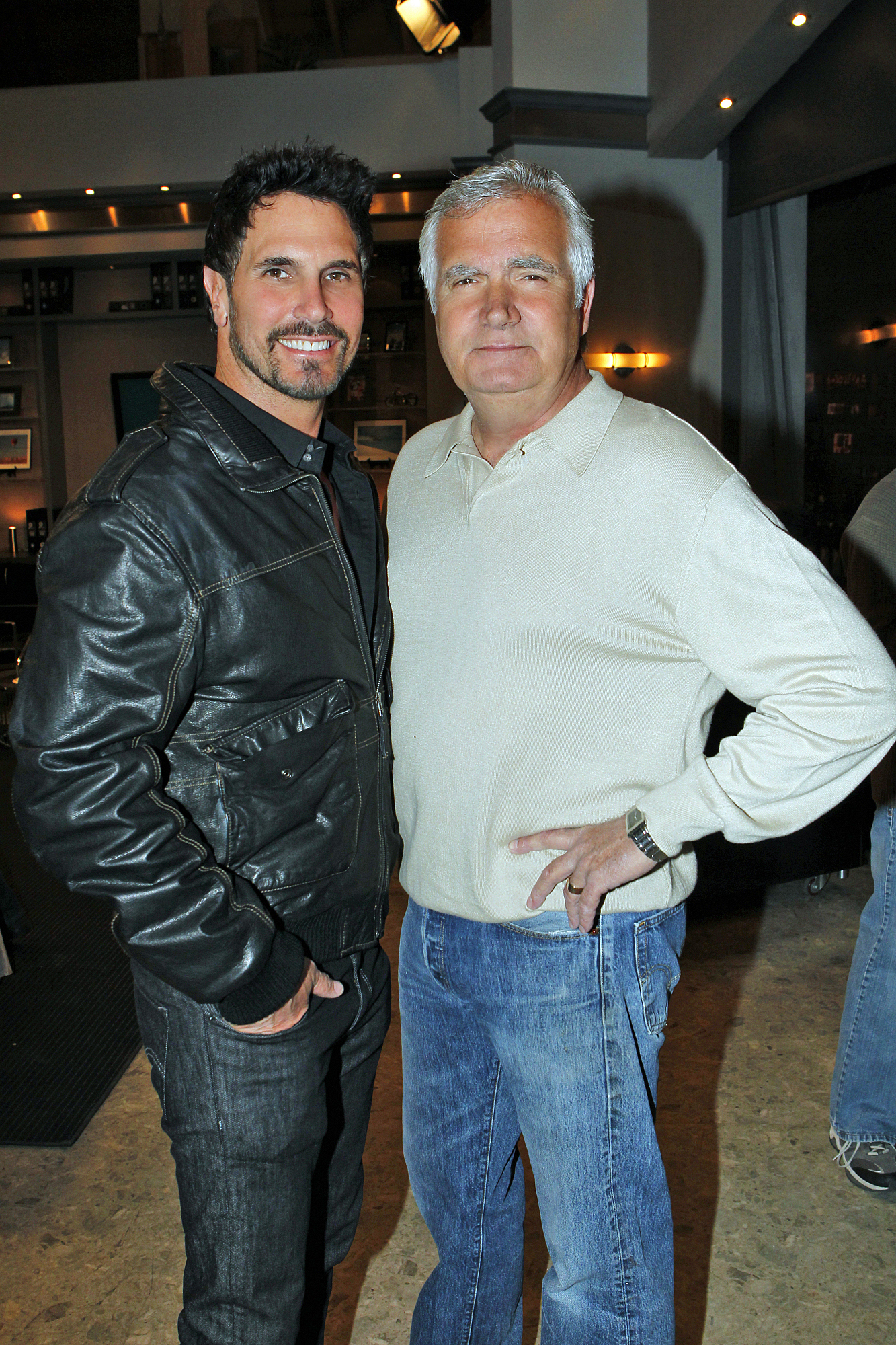 Don Diamont and John McCook