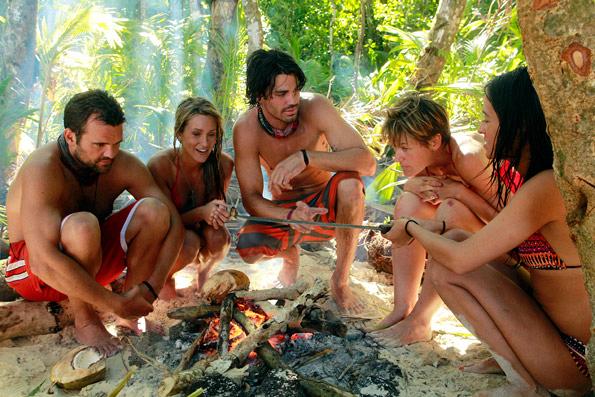 Savaii Tribe at Camp