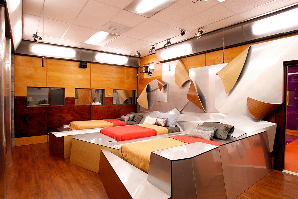 Big Brother Bedroom