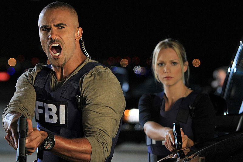 The answer is: Derek Morgan.
