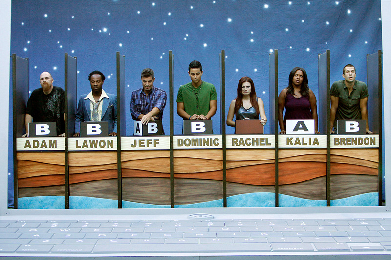 "HoH Competition ""Big Brother Online"""