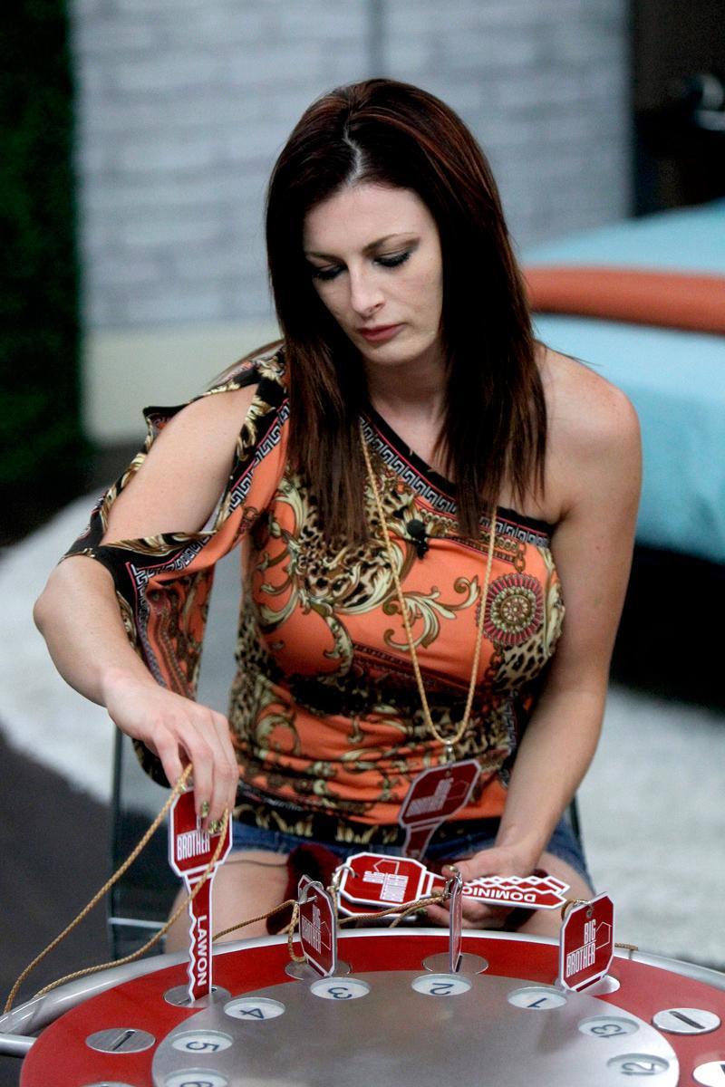 Rachel Prepares for the Eviction Ceremony
