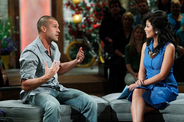 Julie Interviews Brendon