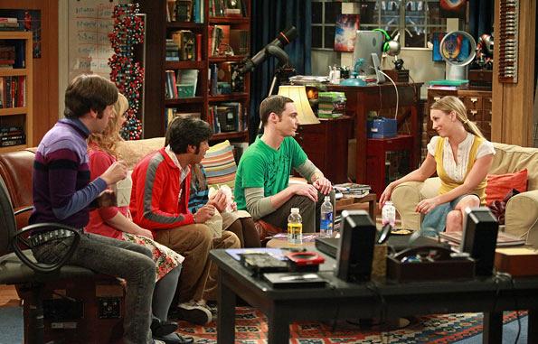 Questioning Sheldon