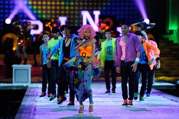 8. Nicki Minaj