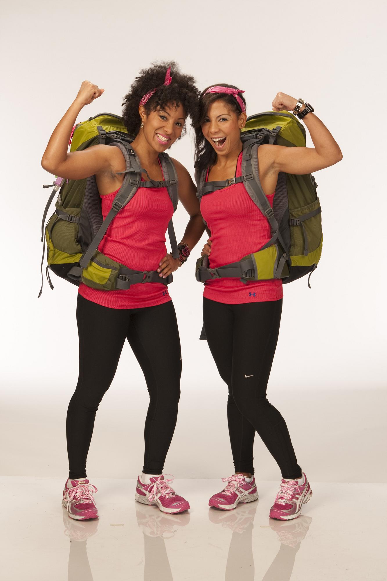 Kerri and Stacy