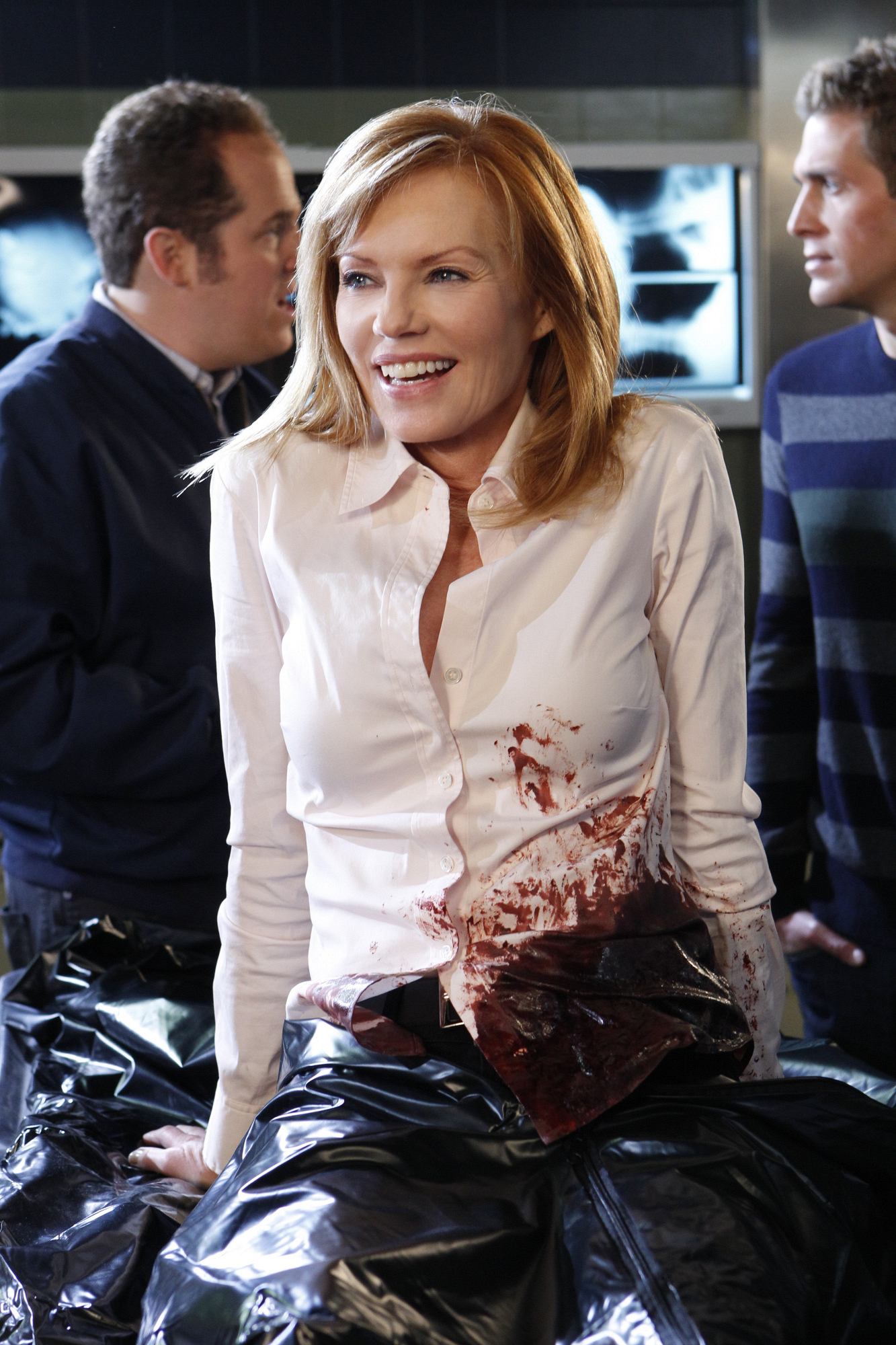 Marg, Behind the Scenes