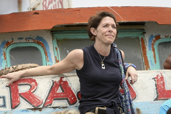 Denise Stapley - Survivor: Philippones