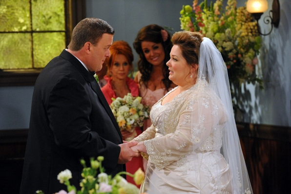 Molly Flynn and Mike Biggs (Mike & Molly)