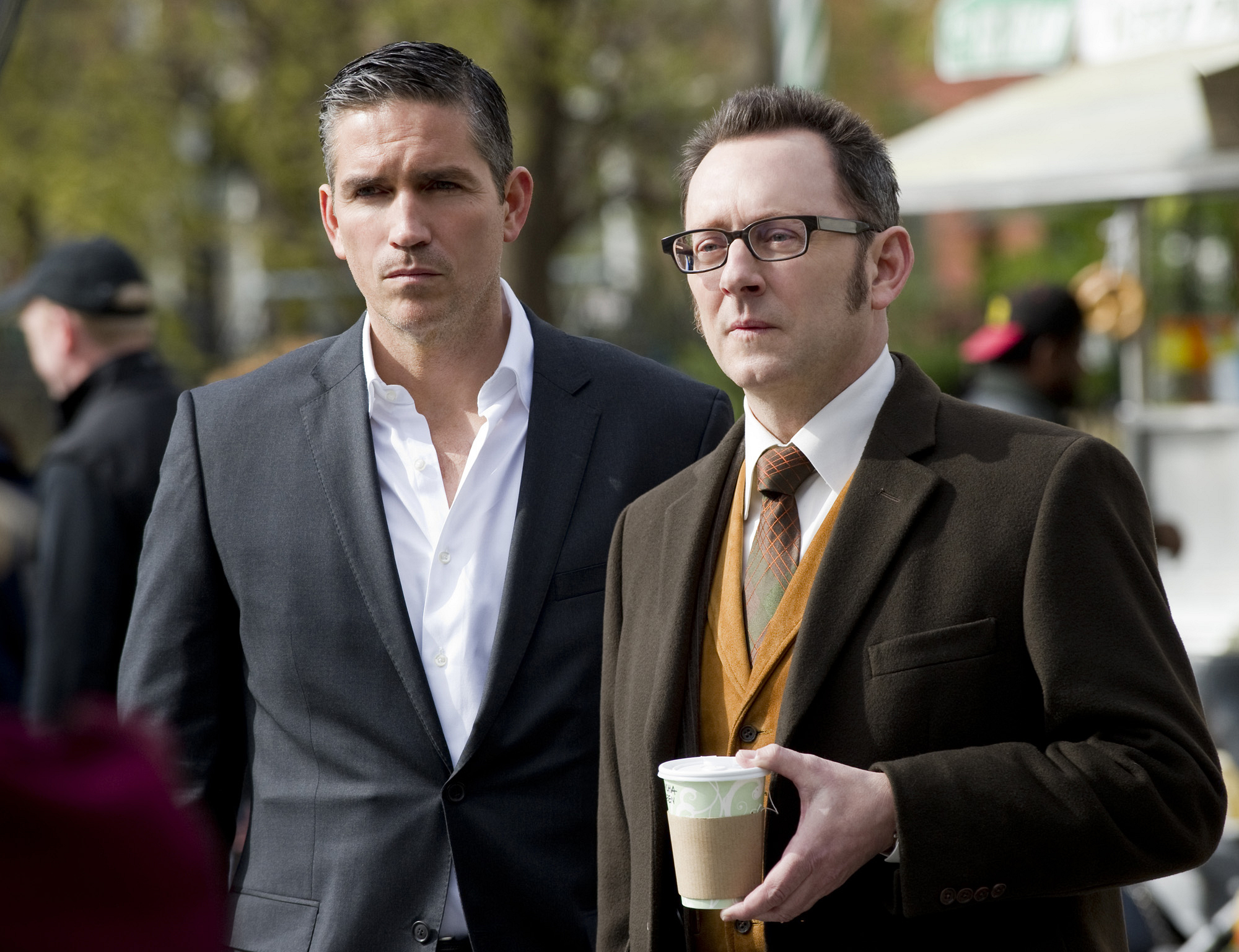 Reese and Finch