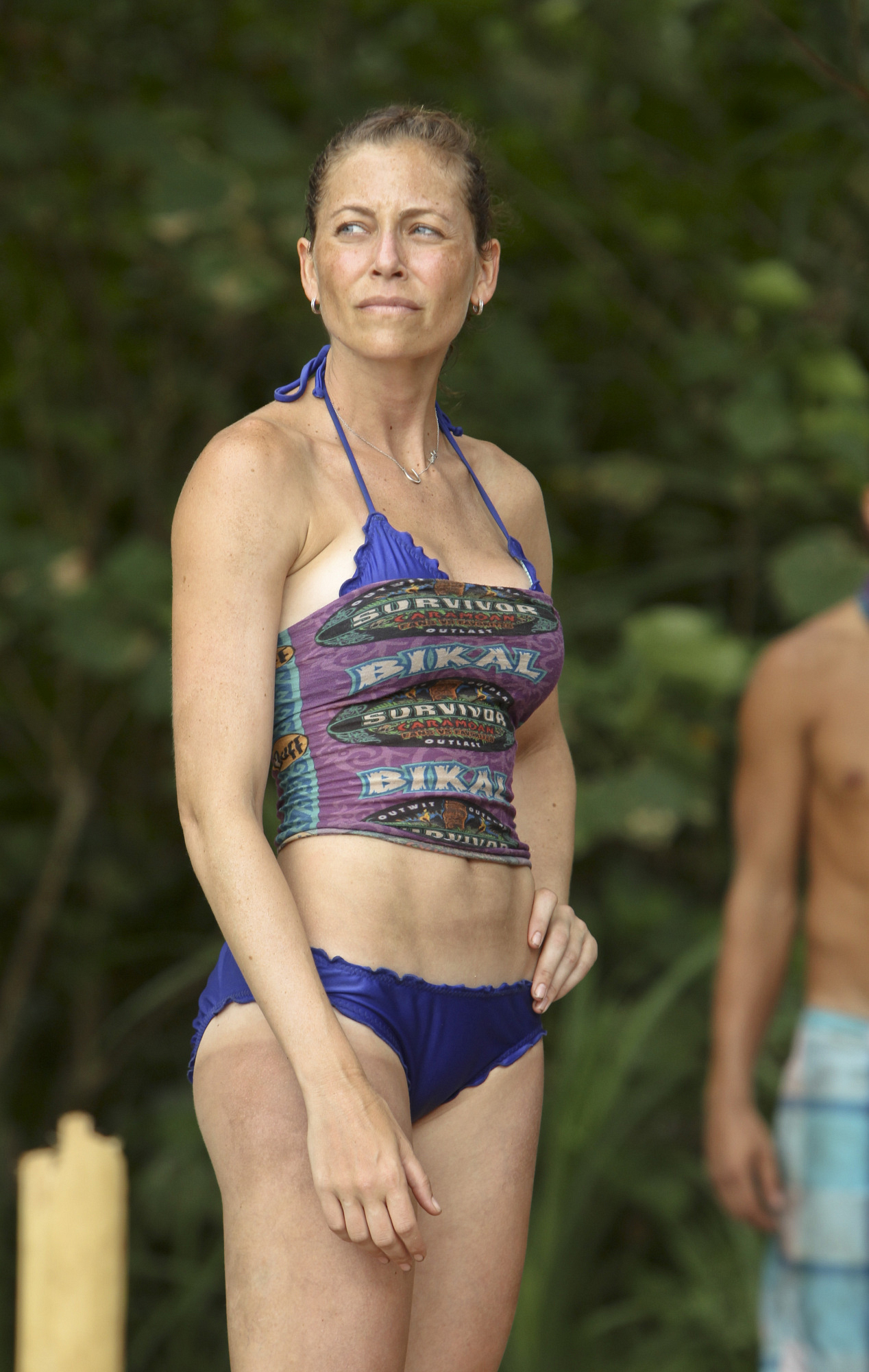 "Corinne at camp in ""Kill or Be Killed"" Episode 4 of Season 26"