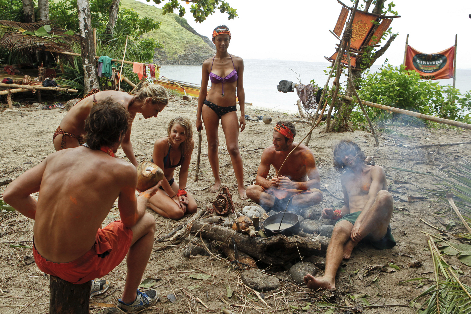 "New Gota Tribe in ""Operation Thunder Dome"" Episode 6 of Season 26"