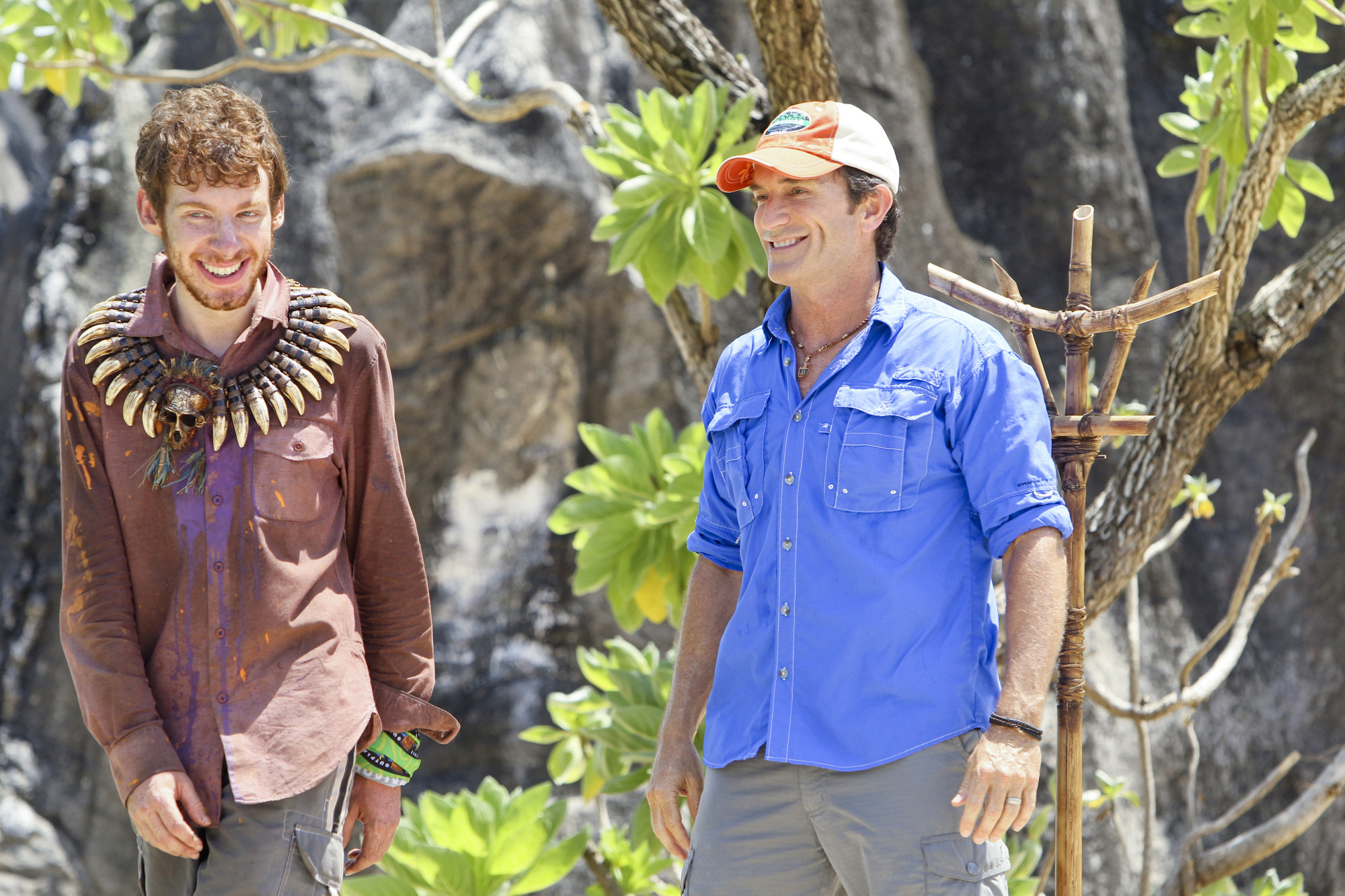 "Cochran wins immunity in ""Blindside Time"" Episode 8 of Season 26"