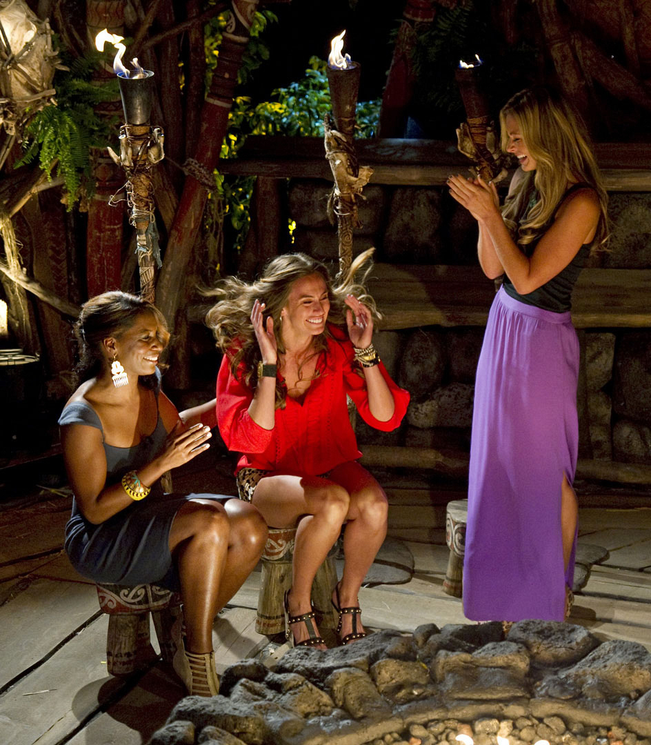 Kim Wins Survivor: One World