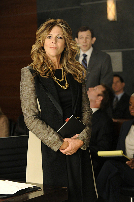 Rita Wilson returns as Viola Walsh!