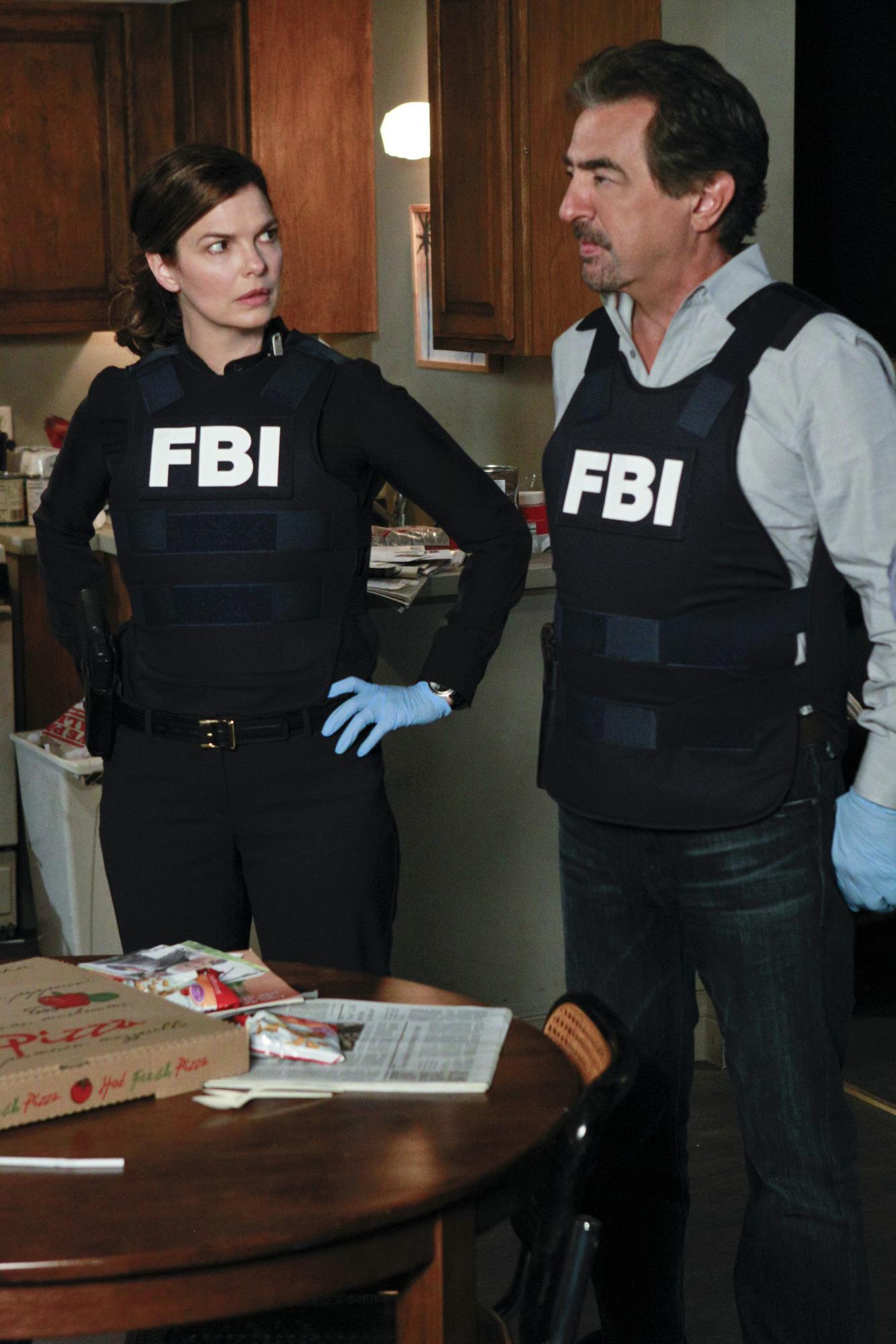 Crime Scene Discussion