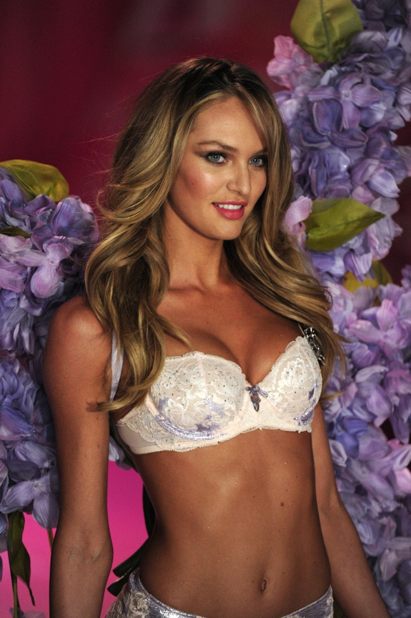 Candice Swanepoel - 2012 Highlights
