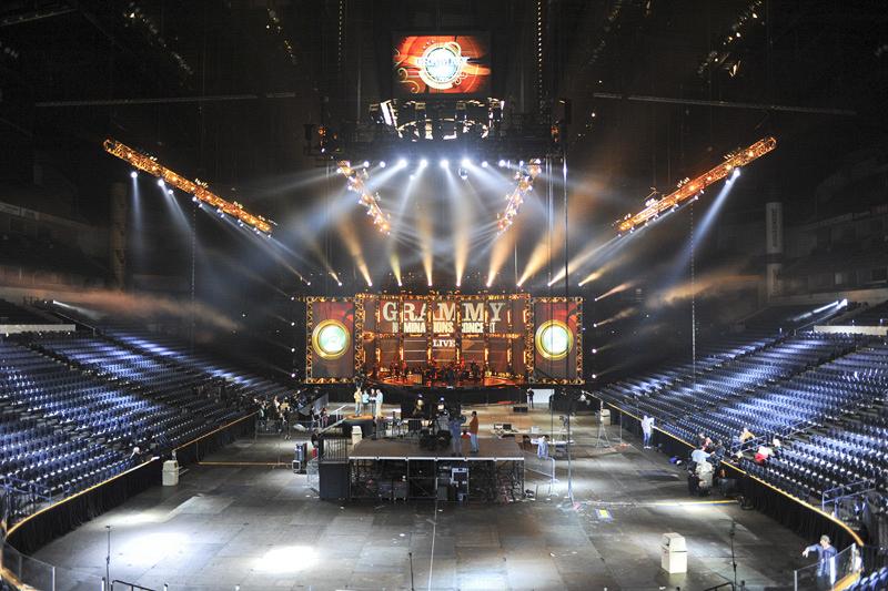 The Bridgestone Arena