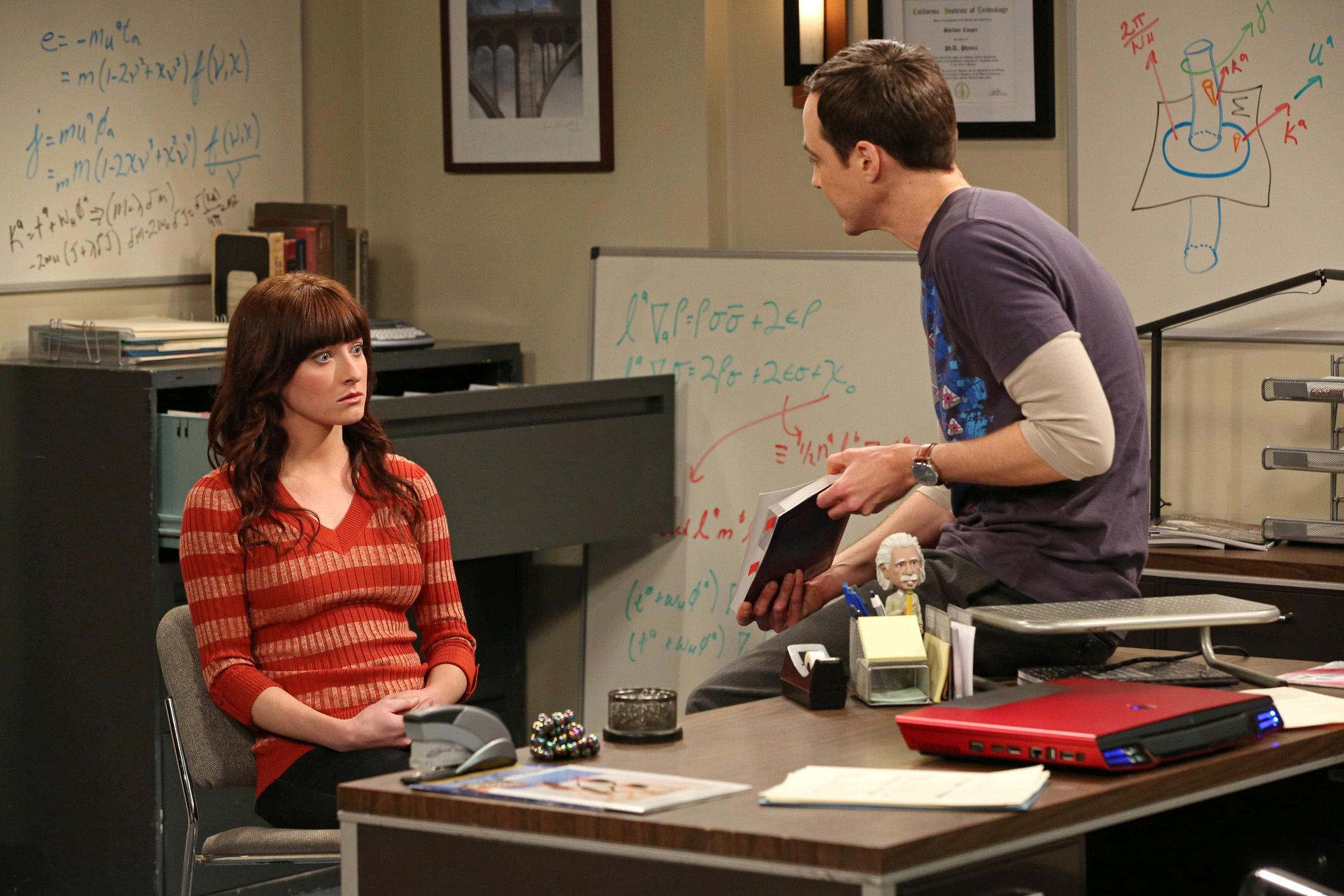 Alex & Sheldon