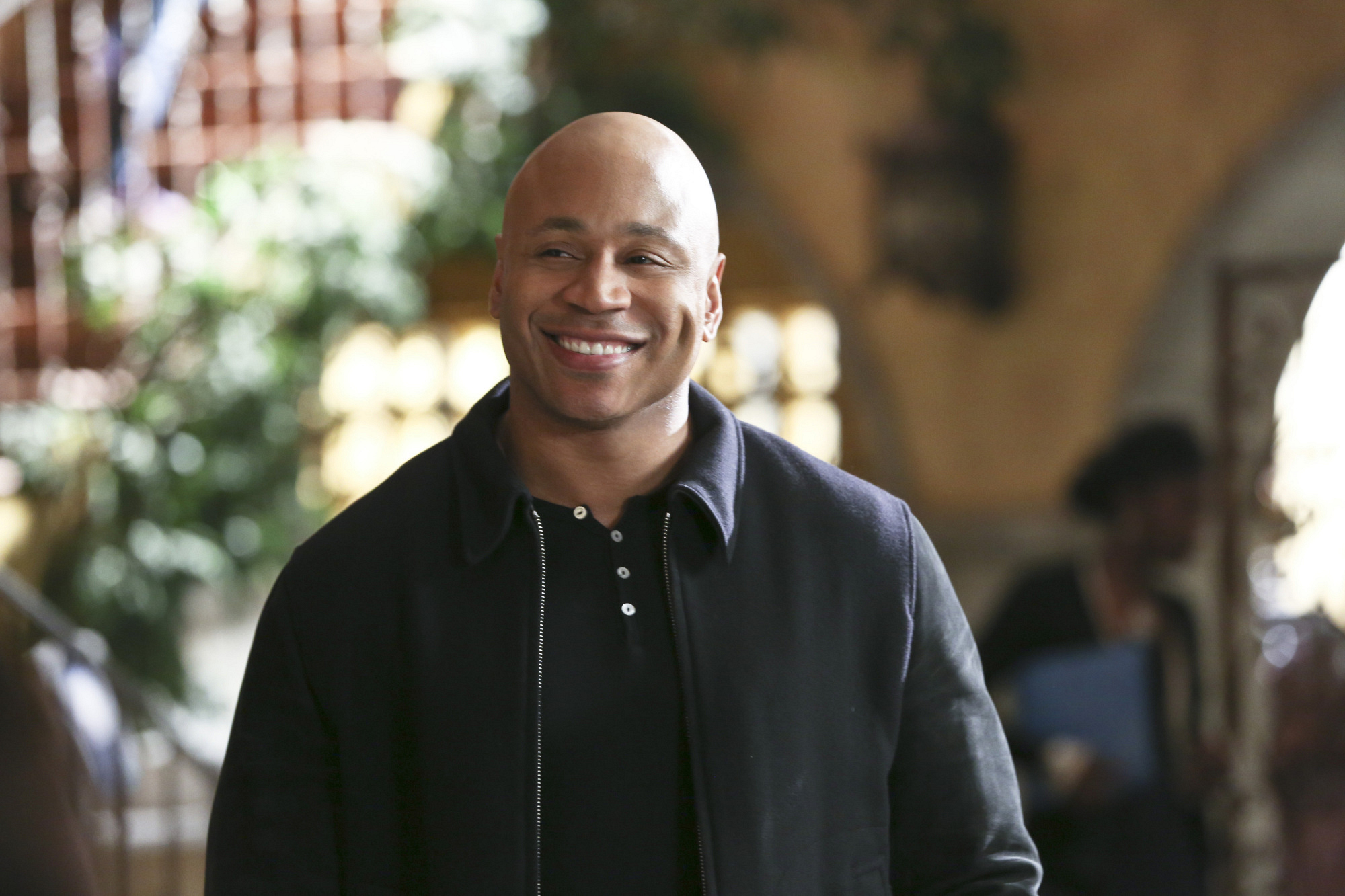 2. Sam Hanna - NCIS: Los Angeles
