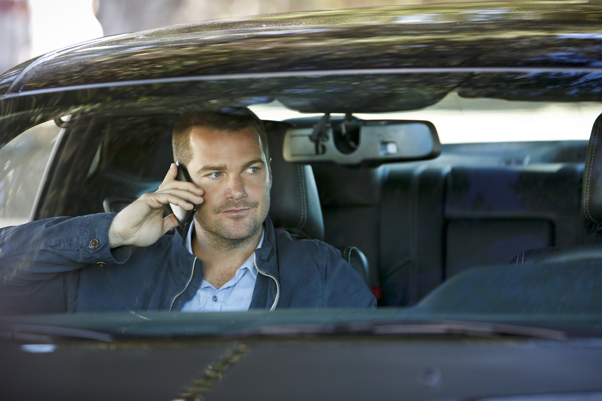 "Stakeout in ""Wanted"", Episode 17 of Season 4"