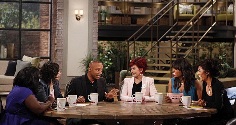 Things get serious when Rocky Carroll stops by