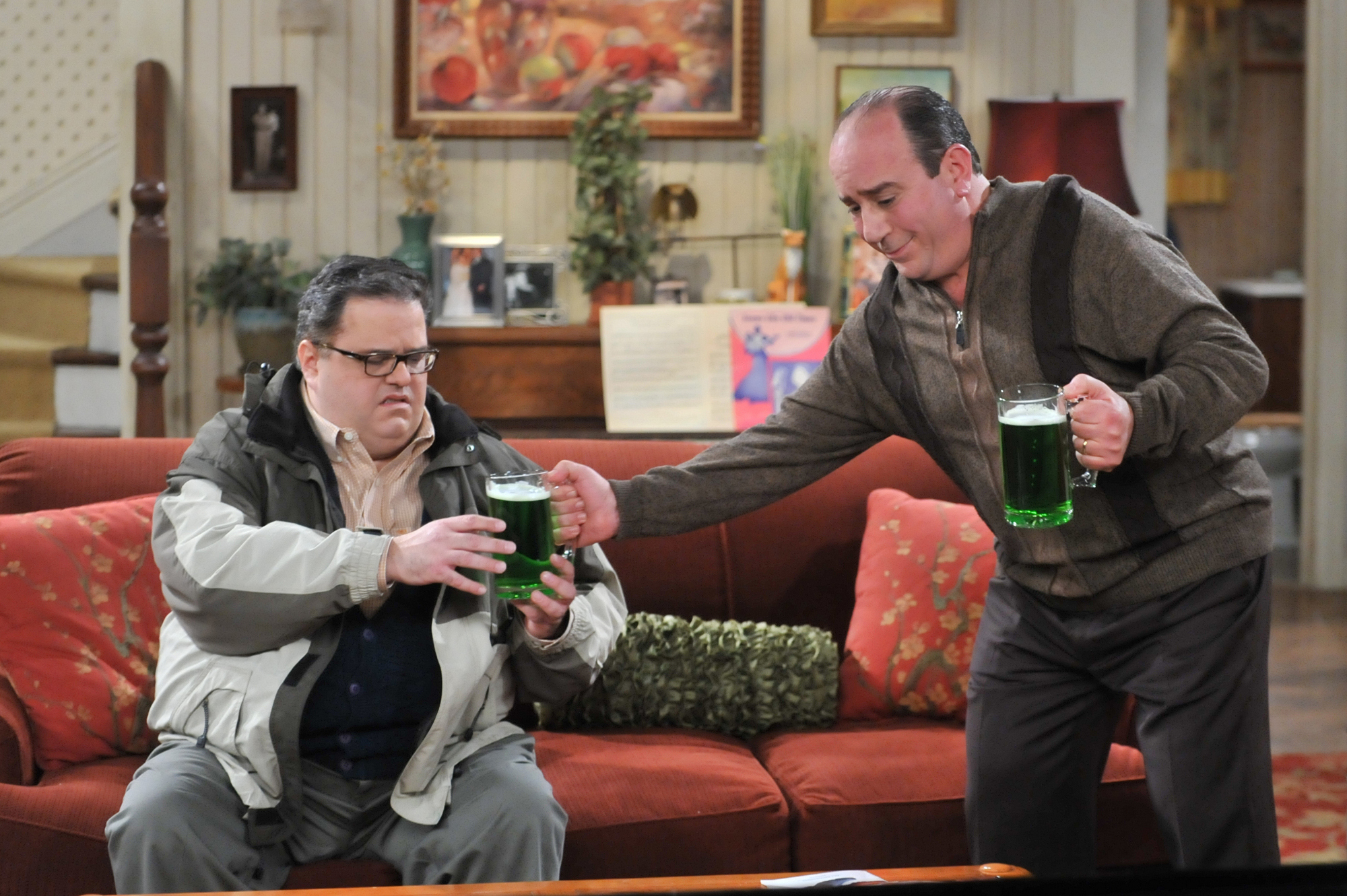 """Green beer on """"St. Patrick's Day"""", Episode 17 of Season 3"""