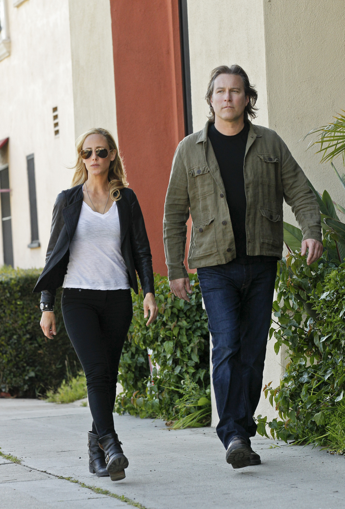 "Kim Raver and John Corbett in ""Red: Part Two"" Episode 19 of Season 4"