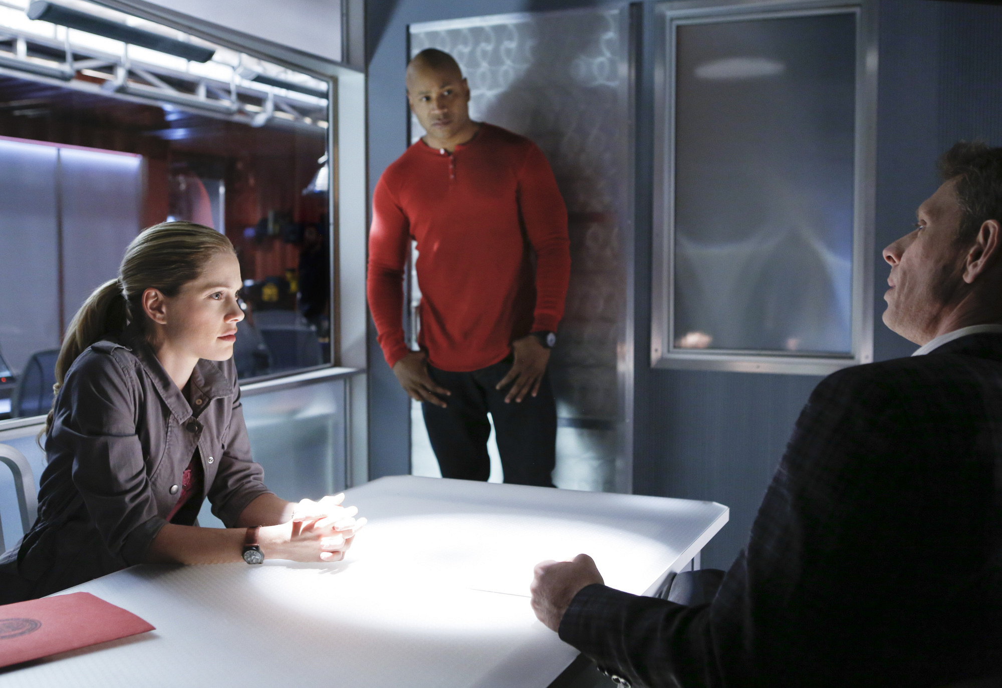 """Oversight in """"Red: Part Two"""" Episode 19 of Season 4"""