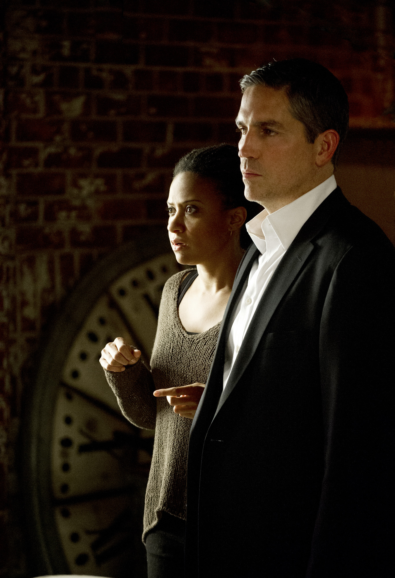 Reese and guest star Traci Thoms