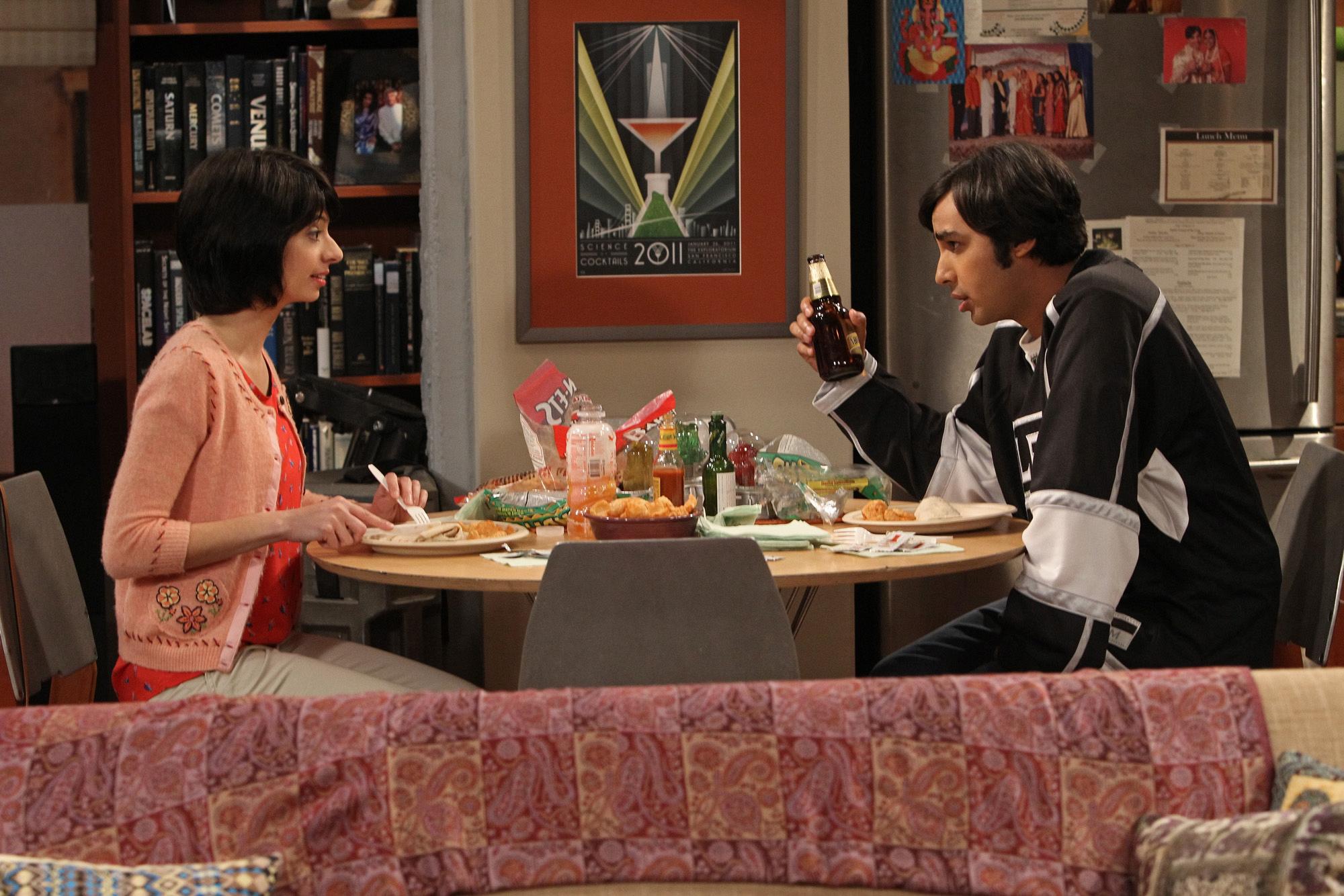 "Romeo Raj in ""The Closure Alternative"", Episode 21 of Season 6"