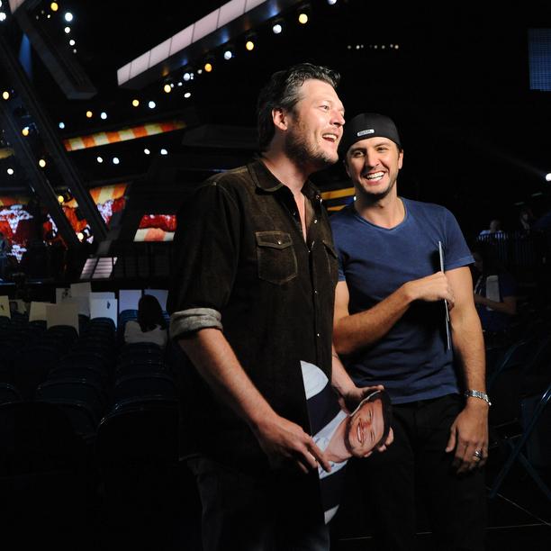 Luke and Blake