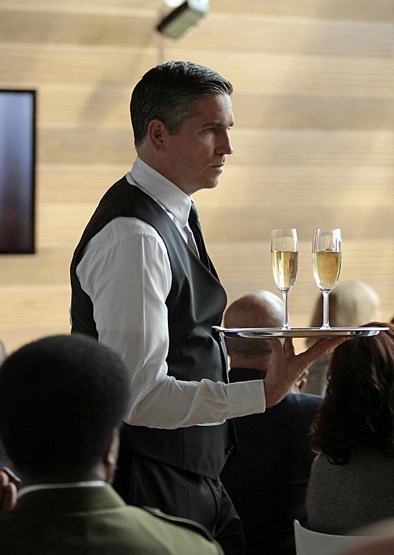 5. A mighty fine waiter