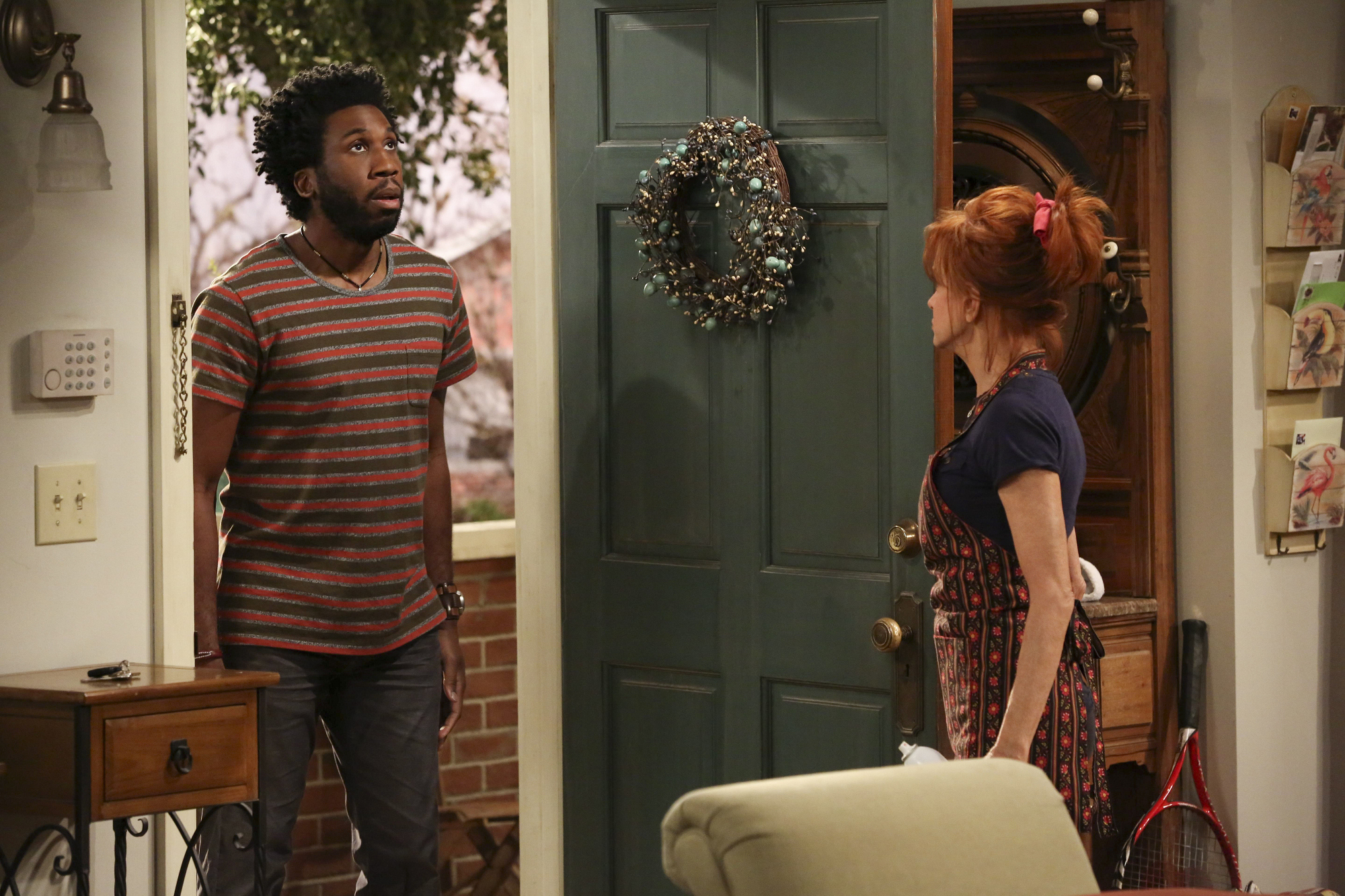 """Samuel stops by in """"Molly's Out of Town"""" Episode 21 of Season 3"""