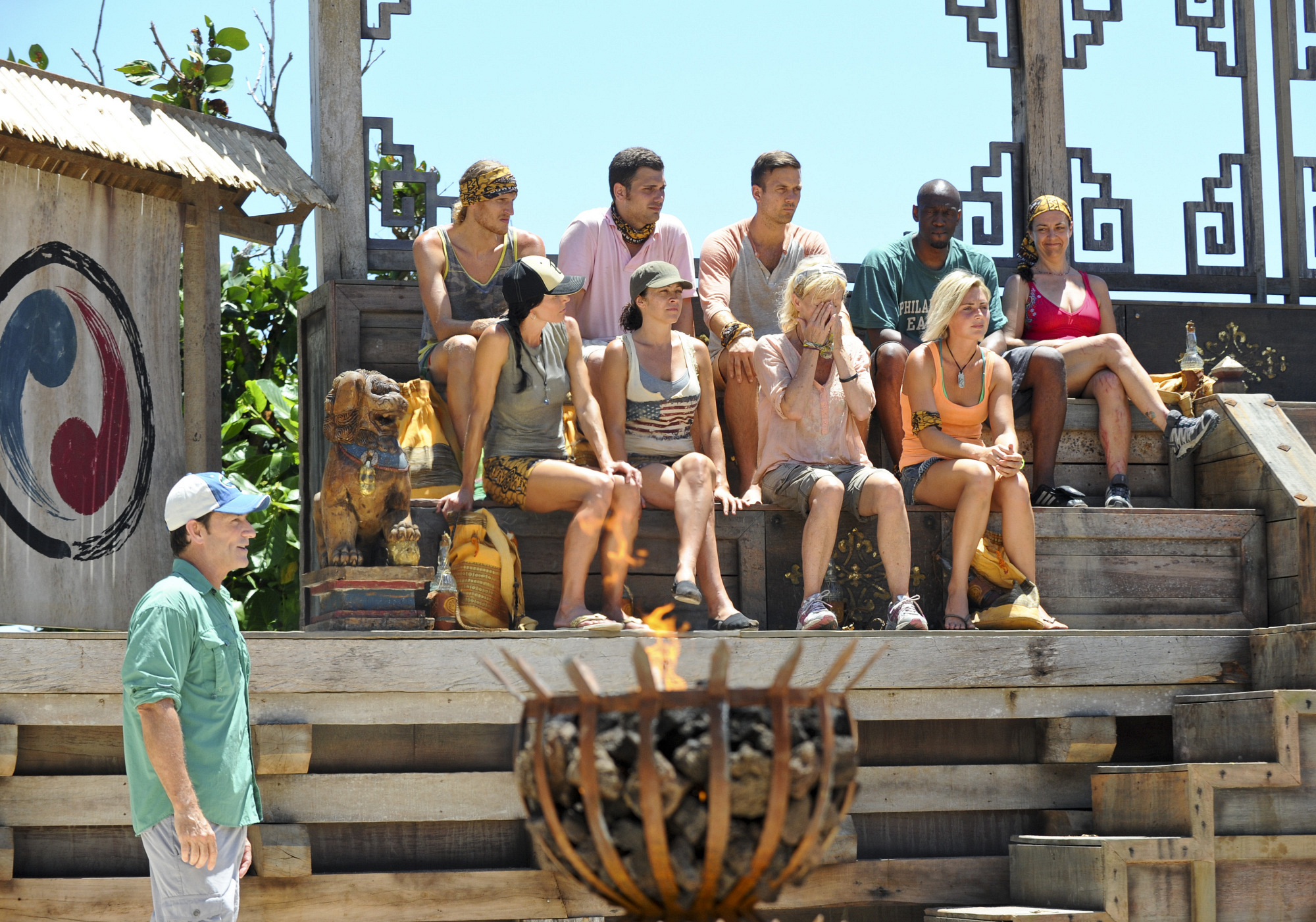 Watching the First Redemption Island Challenge