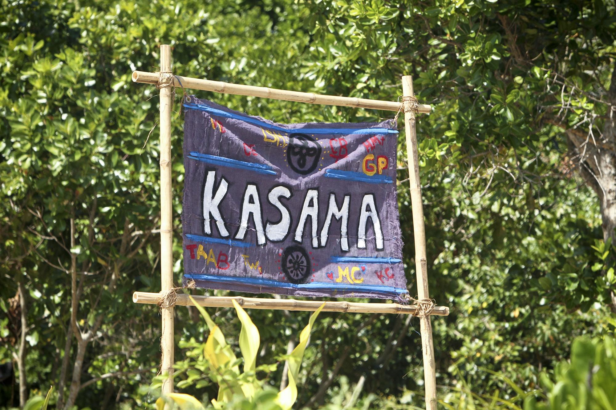 Kasama flag