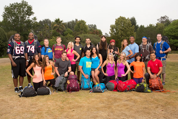 Amazing Race 23 Cast!