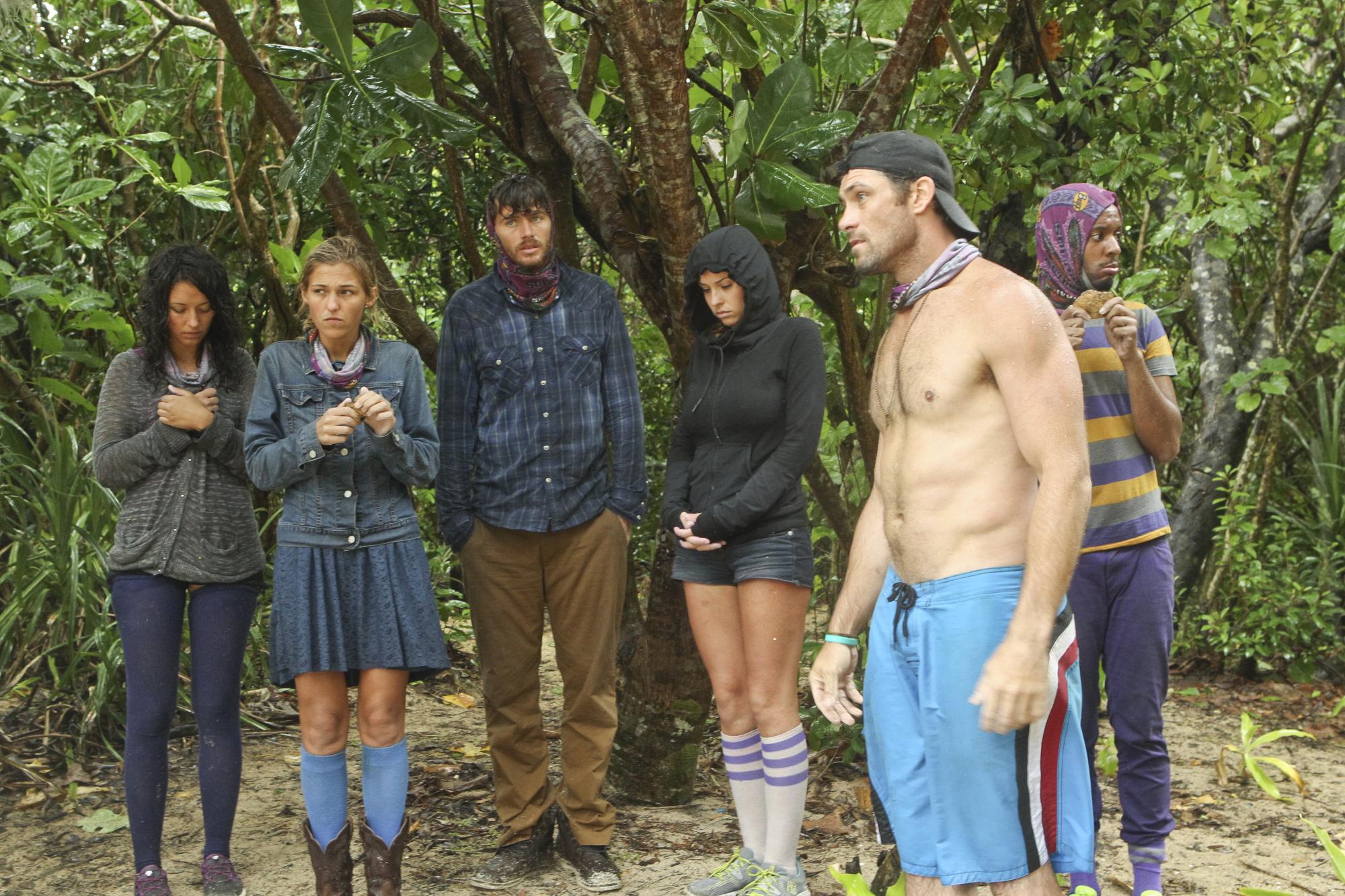 The Beauty Tribe in Episode 2 Season 28